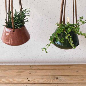 coprivaso da appendere vasi per piante