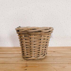 cesto vimini vasi per piante
